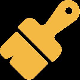 high-build-varnishing-label-printing-icon